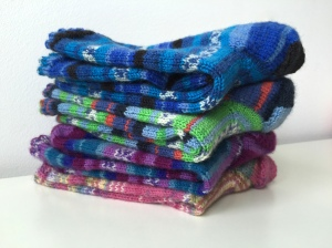 maRRose - CCC --- stack of happy socks-02