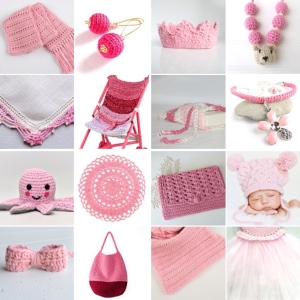 maRRose - CCC --- Treasury Tuesday, Crochet - Pink Pretties-03