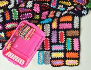 maRRose - CCC --- Crochet Mood Blanket-41