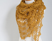 maRRose - CCC --- Treasury Tuesday, Crochet - Mustard-01