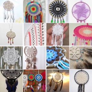 maRRose - CCC --- Treasury Tuesday, Crochet Dreamcatchers-04