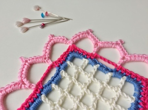 "Granny Square ""Abby"" - pattern and tutorial"