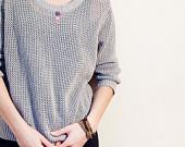 maRRose - CCC --- Treasury Tuesday, Crochet - Gorgeous Grey Crochet-02