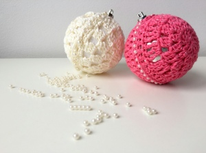 maRRose - CCC --- Crochet Christmas Baubles-15