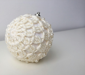 maRRose - CCC --- Crochet Christmas Baubles-28