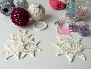maRRose - CCC --- Crochet Christmas Stars-11