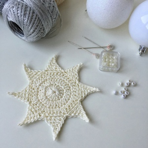 maRRose - CCC --- Crochet Christmas Stars-15