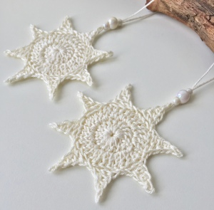 maRRose - CCC --- Crochet Christmas Stars-25
