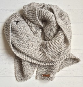 maRRose - CCC --- Tweed Scarf-15