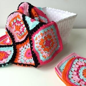 maRRose - CCC --- Baby Blanket Wynter