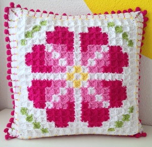 maRRose - CCC pixelated cushion-01