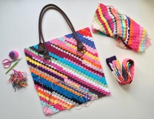 maRRose - CCC --- Yarn Ends Bag-05