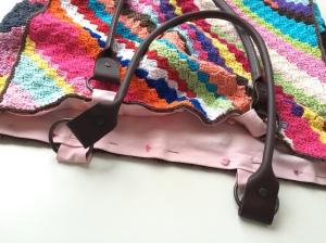 maRRose - CCC --- Yarn Ends Bag-22