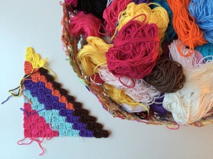 maRRose - CCC --- Yarn Ends Bag-23