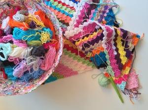 maRRose - CCC --- Yarn Ends Bag-30
