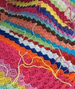 maRRose - CCC --- Yarn Ends Bag-32