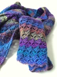 maRRose - CCC --- Blue Cento Shawl-01