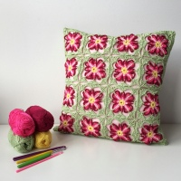 "Granny Square ""Sophie"" - pattern&tutorial"