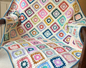 maRRose - CCC --- Treasury Tuesday, Granny Square Blankets-02