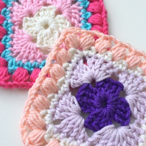 maRRose - CCC --- Bobble Granny Square-018