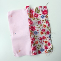 """Bobble Square"" - hook case, zippered lining and cushion: pattern & tutorial"