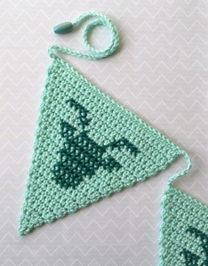 maRRose - CCC --- Crocheted Deer Bunting-11