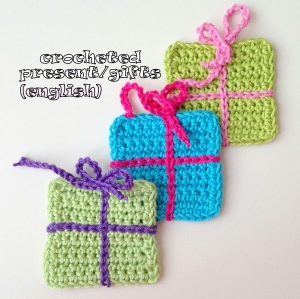 maRRose - CCC --- Crocheted Presents-Gifts - english
