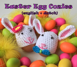 maRRose - CCC - Easter Egg Cozies - english and dutch