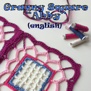 maRRose - CCC - Granny Square Abby - english