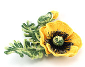 maRRose - CCC --- Treasury Tuesday - Crochet Brooches-02