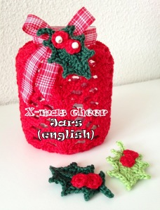maRRose - CCC --- Xmas Jars - english