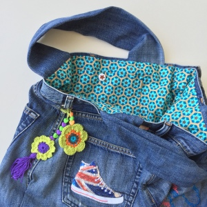maRRose - CCC --- recycled jeans bag-04