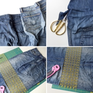 maRRose - CCC --- recycled jeans bag collage-01