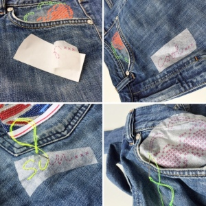 maRRose - CCC --- recycled jeans bag collage-04