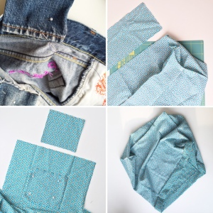 maRRose - CCC --- recycled jeans bag collage-06
