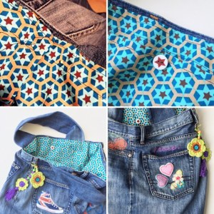 maRRose - CCC --- recycled jeans bag collage-07